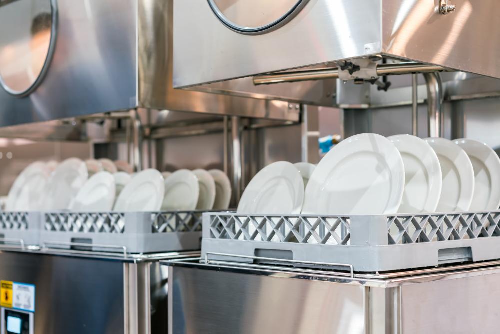 lave-vaisselle professionnelle